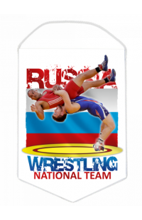 "Вымпел ""Wrestling National Team"""